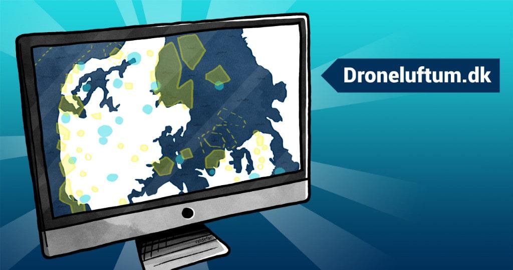 Droneluftrum.dk