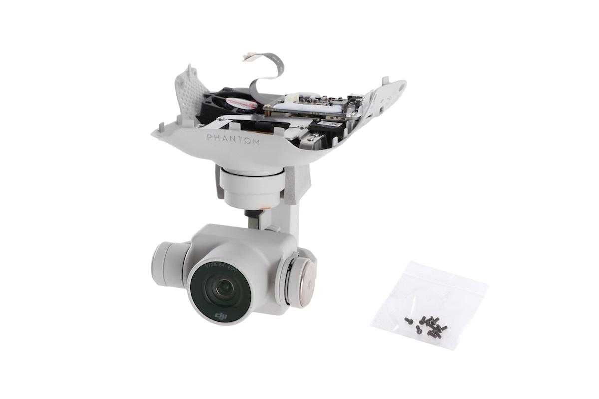 gimbal kamera til phantom 4