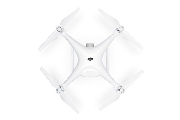 Phantom 4+ Pro med skærm