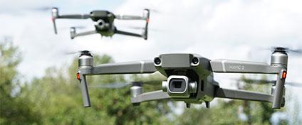 Bliv dronepilot