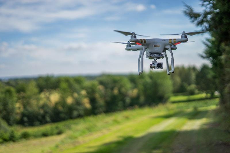 Drone fra Droner.dk