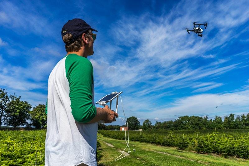 Dronebevis-kursus med Droner.dk
