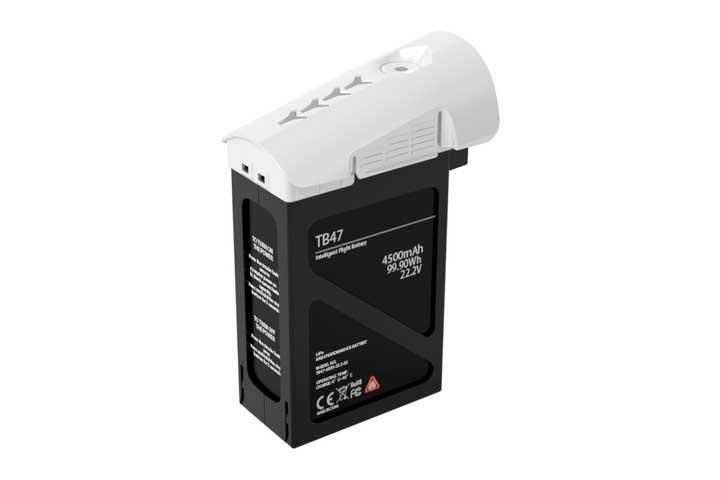 DJI inspire 1 RAW batterier