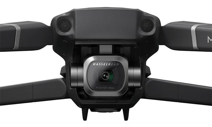 DJI Hasselblad kamera