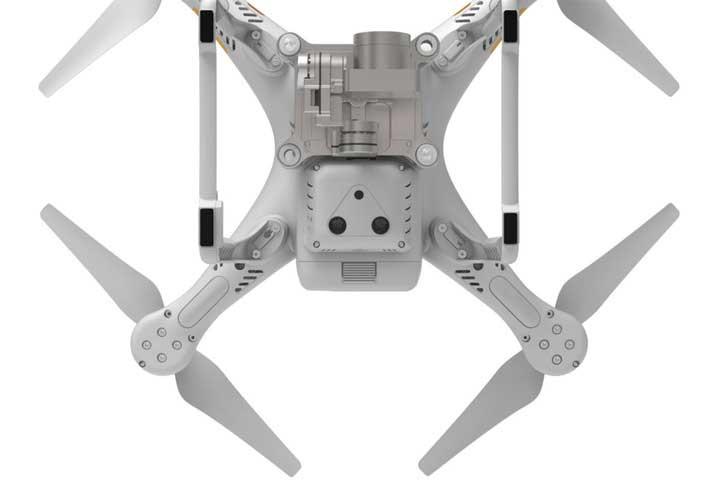 P3P Optimeret kamera