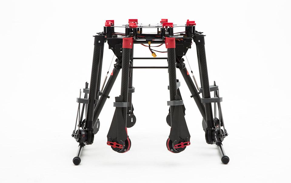 Transportabel drone