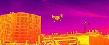 Termografering med droner