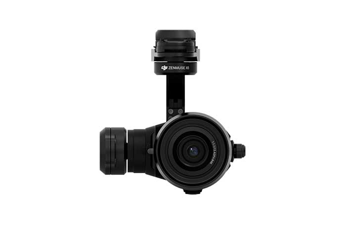 DJI Osmo Pro Zenmuse X5 Kamera