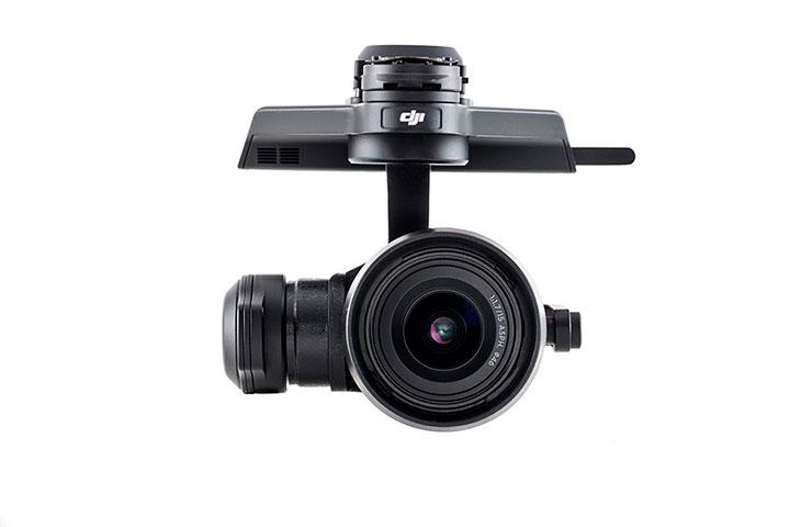 Zenmuse X5 Raw kamera